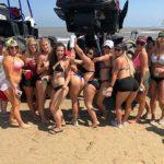 Galveston Texas Scene of Twerking, Topless Arrests