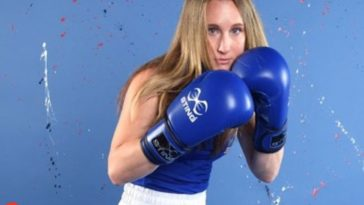 Lady Boxer Tests Positive For Banned Substance From Having Sex