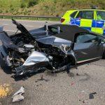 Poor Sap Buys Gorgeous Lamborghini, Crashes 20 Minutes Later