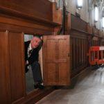 Secret Passageway Found at United Kingdom's Parliament