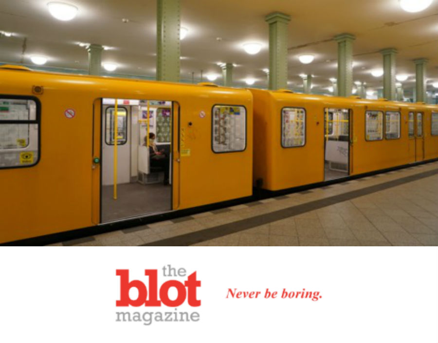 Berlin Wants to Ban Deodorant on Mass Transit, Because Covid