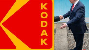 Did Trump and Kodak Just Enjoy Insider Trading Via US Tax Dollars?