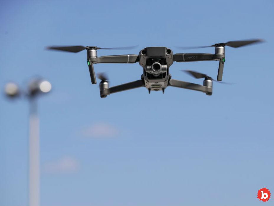 Minneapolis Cops Used Drones to Spy on People on Nude Beach