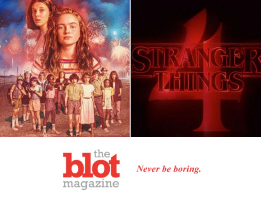 As Season 4 of Stranger Things Wraps, Season 5 Confirmed!