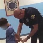New Video Shows Police Handcuff Special Needs 8-Year-Old Boy