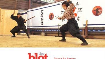 Sneaky Burglars Steal 1 Million Yen From Ninja Museum