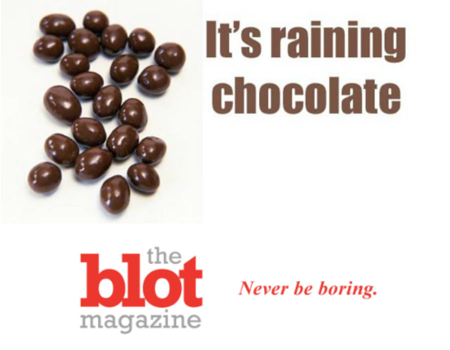 Switzerland Had Chocolate Rain After Factory Accident