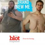 340 Pounds Gone After Christopher Stanley Quit Using Drugs