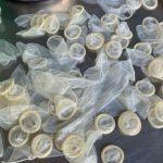 Disgusting! Police in Vietnam Bust Condom Resale Ring