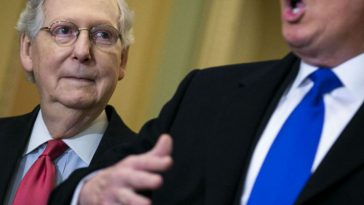 Did Mitch McConnell Just Sucker Trump to Lose Election?