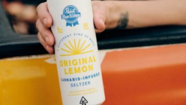 Pabst Blue Ribbon Now Sells Cannabis Seltzer, Munchies Inevitable