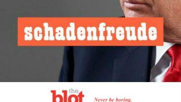 Trump Covid Infection Spikes Citizen Research into Schadenfreude