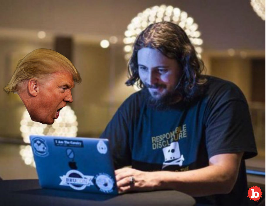 Dutch Hacker Gets Into Trump Twitter Account on Try #5