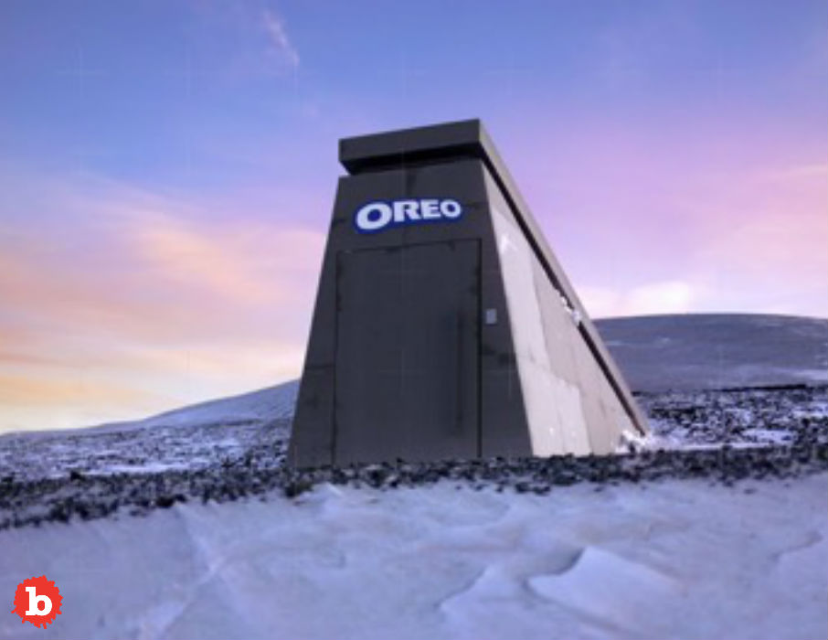 Oreo Made an Asteroid Proof Bunker in the Arctic, Why?