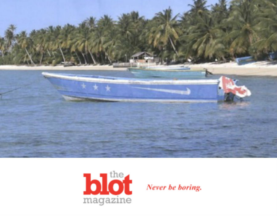 Empty of People, Full of Cocaine, Boat Washes Up on Remote Pacific Isle