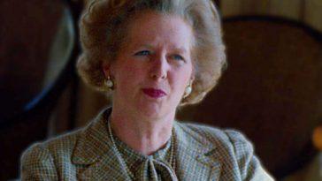 Margaret Thatcher's Bronze Statue Gets Long Line of Egg Throwers