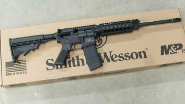 Smith & Wesson Goes Qanon, Sues New Jersey For Being Anti-Gun