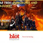 Star Trek: Discovery Stars Play D&D For Creative Energy