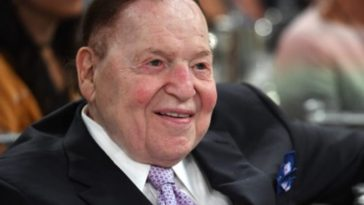 As Trump Spirals, Megadonor and Trump Supporter Sheldon Adelson Dies