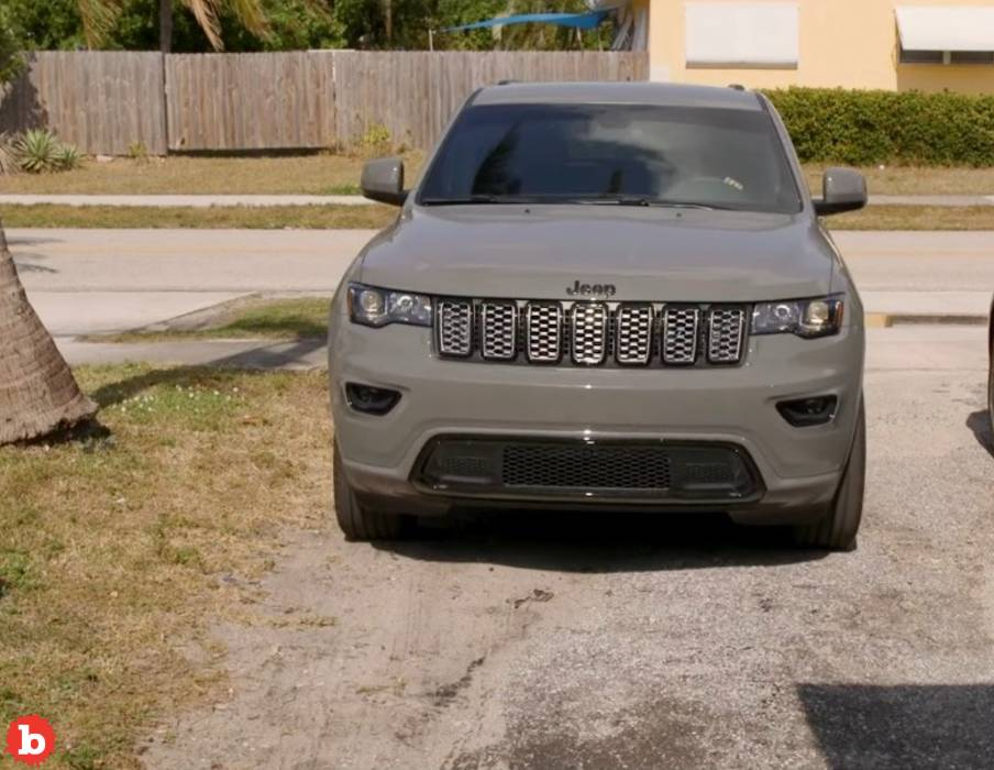 Florida Sucks: Woman Faces More Than $100,00 Fines For Car Touching Lawn