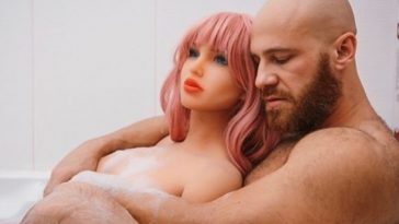 Kazak Bodybuilder Has Sex Doll Wife, Wants More Variety