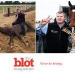 Britain Bans Champion Horse Trainer For Dead Horse Sit Pic