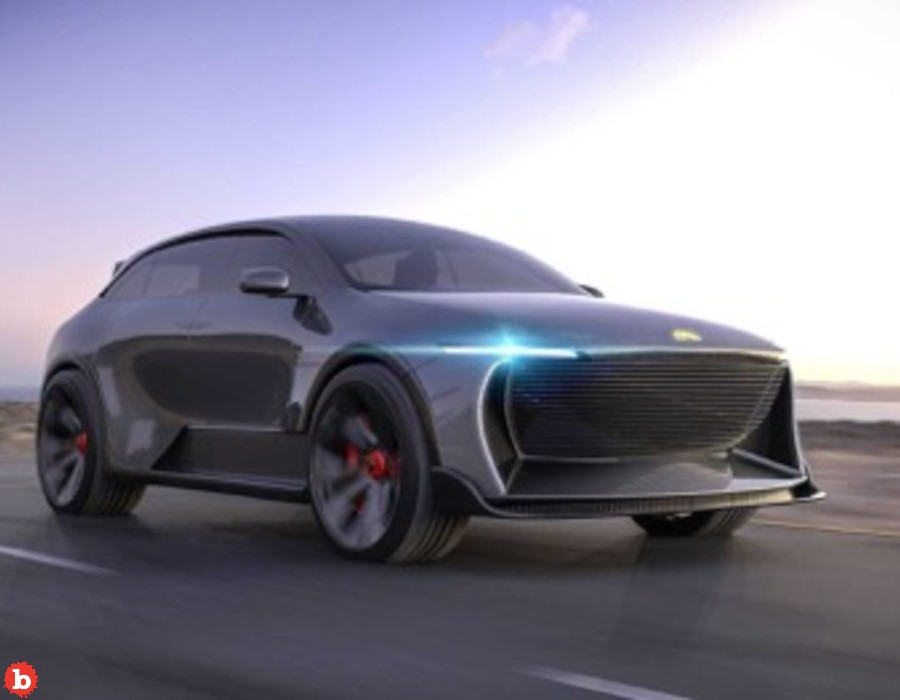 Humble One Electric Car First At Last With Off-Grid Charging