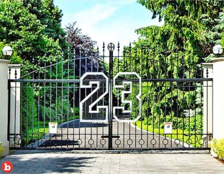 Michael Jordan Not the Champion Selling Real Estate