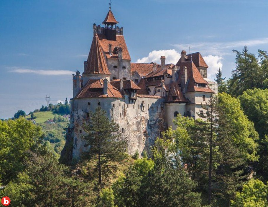 Dracula's Romanian Castle Now Offering Covid-19 Vaccines