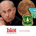 Texas Rep Louie Gohmert Asks Forest Service to Change Moon's Orbit