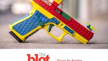 Culpeper Precision Makes Glock Gun That Looks Like Lego Toy