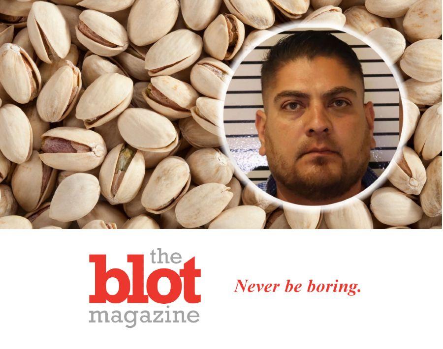 Man Loves Pistachios, Man Steals 42,000 Pounds of Pistachios