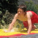 Ultimate Slip N' Slide Show Gone Before It Even Airs, Because the Shits