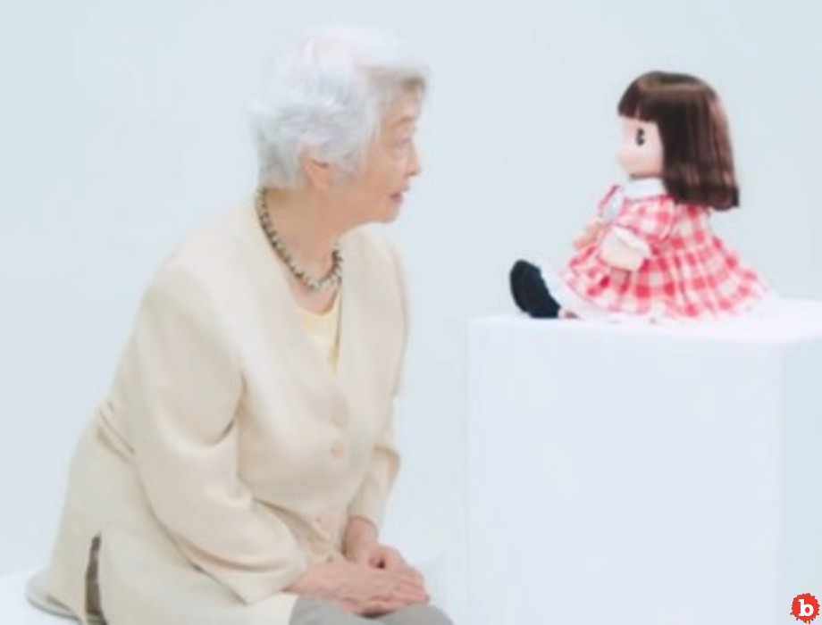 Japanese Old Folks Can Now Buy Themselves An E-Grandchild To Love