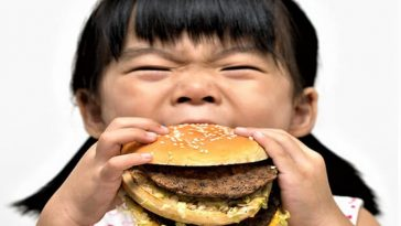 Kids These Days Diets Are Mostly Trash, Ultra-Processed Foods