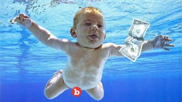 Baby On Nirvana Now a Man, Sues Band For Sexual Exploitation