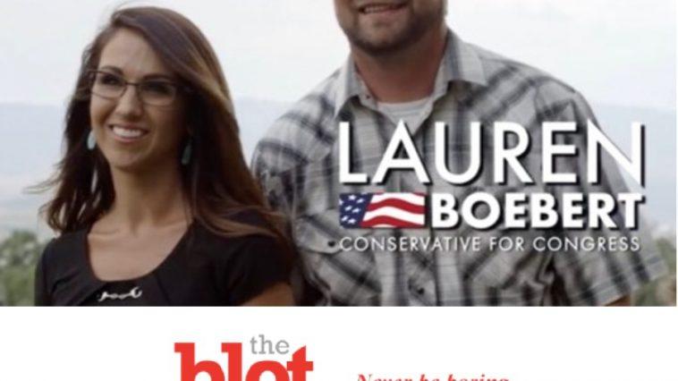 GOP Congresswoman Lauren Boebert Husband An Exposure Convict