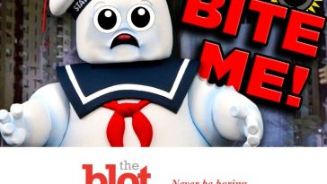 Ghostbusters Stay Puft Marshmallow Man So Large, He'd Make 300 Million S'mores