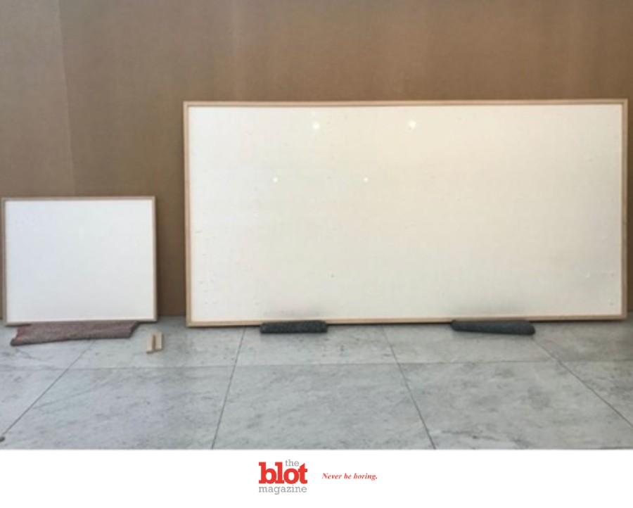 Danish Museum Wrathful Over Artist's Paid Blank Canvas